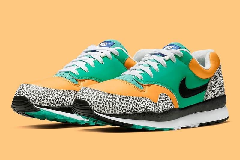 Nike Air Safari se Emerald Green Yellow Black sneakers 2018 october fall price buy release date fall