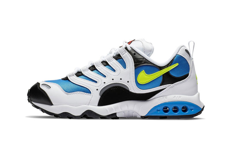 e2df5a28fd65 Nike Air Terra Humara  18 New Colorways white blue volt grey teal sneaker  release date