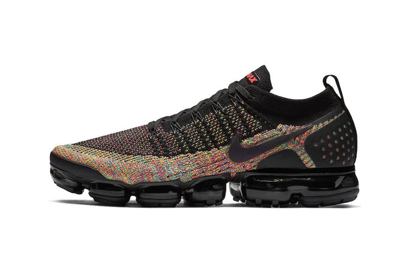 low priced 445fb 6ed34 nike air vapormax 2.0 2018 footwear nike sportswear black multicolor