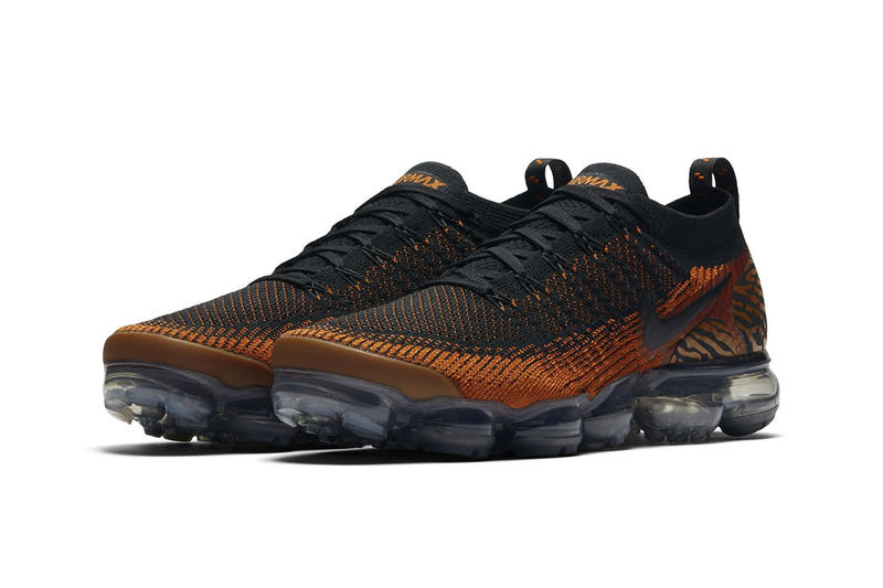 "Nike Air VaporMax 2.0 ""Tiger"" release date first look animal pack sneaker colorway price purchase"