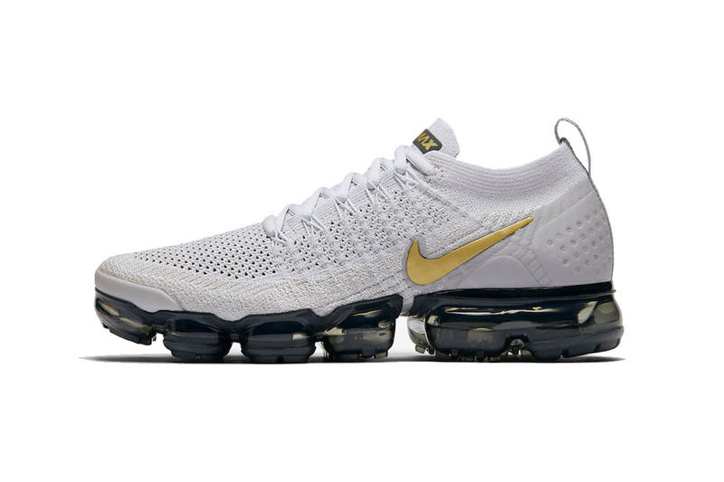 3c4535197e nike air vapormax 2 0 vast grey metallic gold pure platinum dark grey white  2018 november