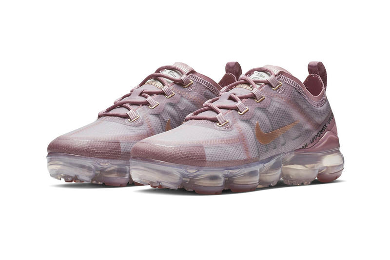Nike Air VaporMax 2019 pink first look 2019 release info sneakers