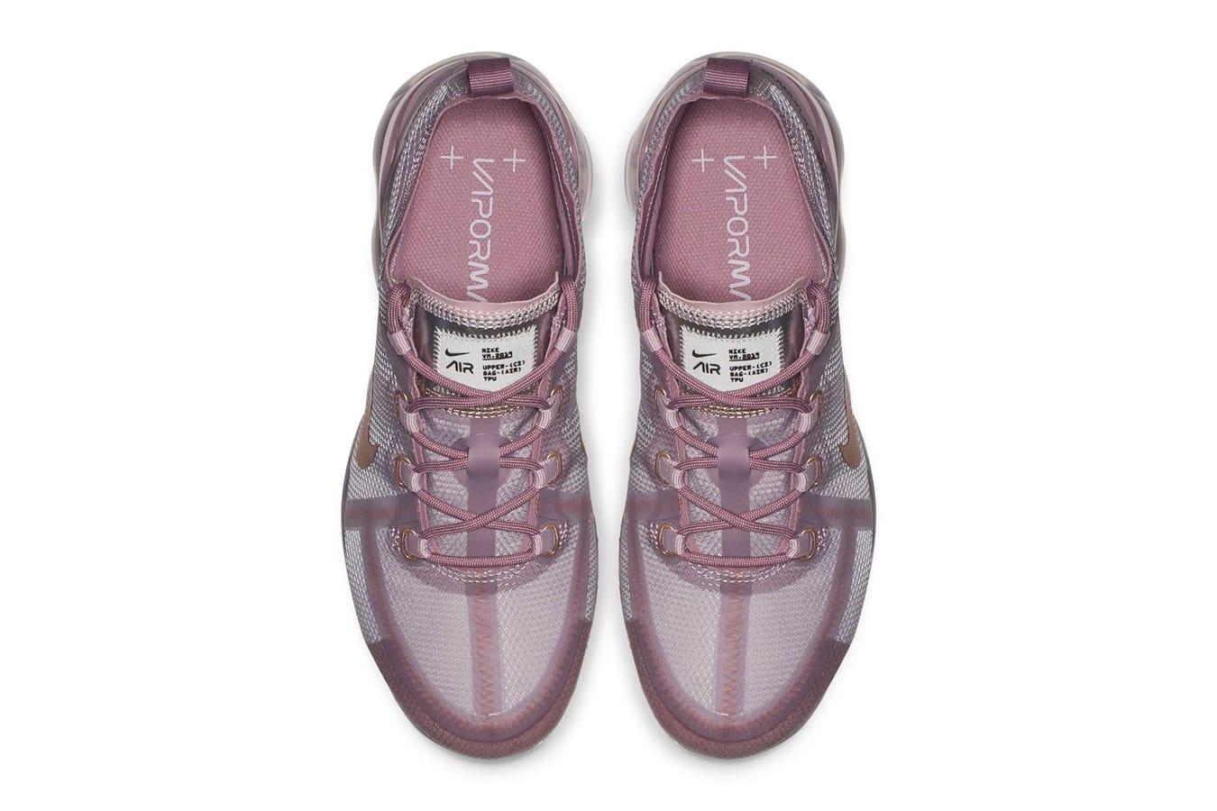 nike vapormax 2019 violet