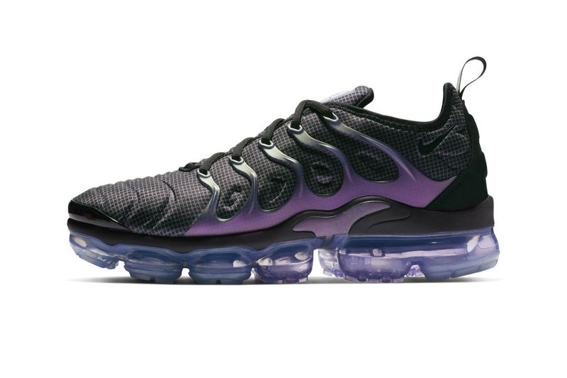 423ae089a6a8 Gradient effect. Nike Air Vapormax Plus Eggplant Colorway Release sneakers  kicks trainers air max air force Foamposite Nike