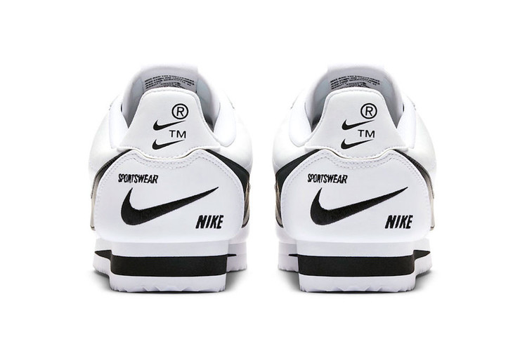 c5807a5a63056c This Nike Cortez Premium Gets Overdressed in Swoosh Logos