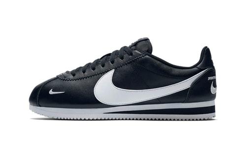 Nike Cortez Premium Black/White