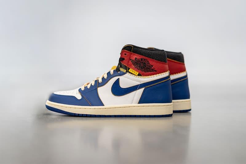 37fe44f1727664 union la air jordan 1 jordan brand footwear apparel fashion 2018 november