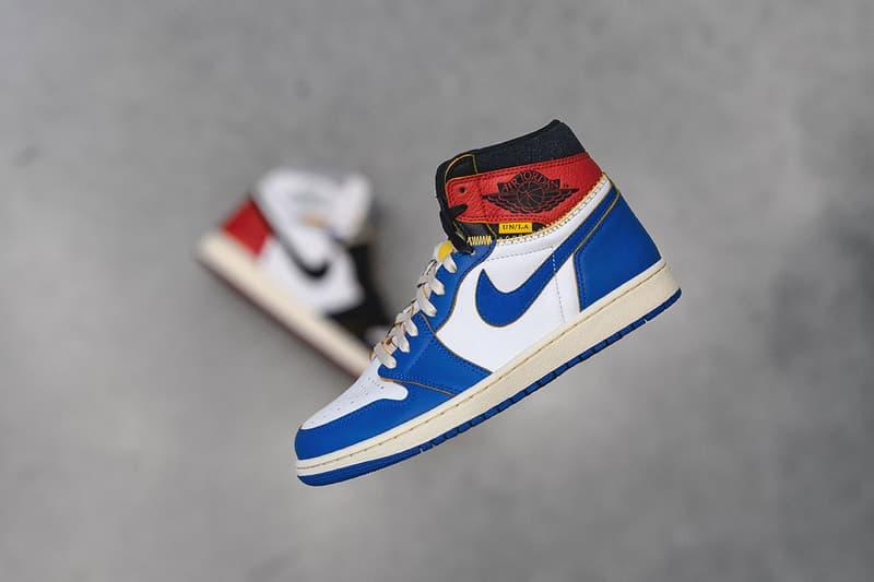 union la air jordan 1 jordan brand footwear apparel fashion 2018 november