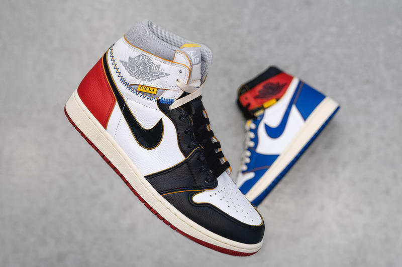 new high quality special section outlet Union x Jordan Air Jordan 1 & Clothes Closer Look | HYPEBEAST