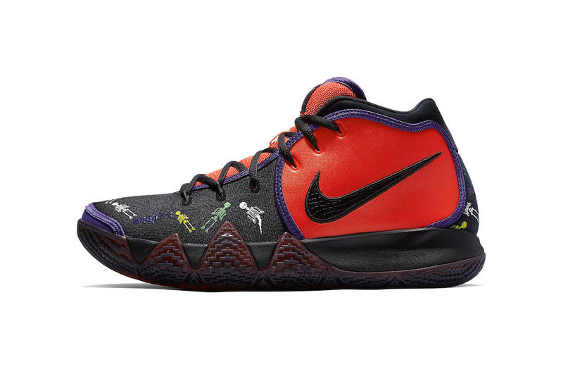 the latest a73c0 75c12 nike kyrie 4 day of the dead release date 2018 october nike basketball  footwear kyrie irving