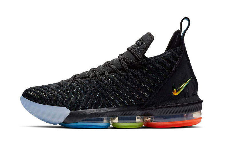 new concept cd015 b8100 Nike LeBron 16