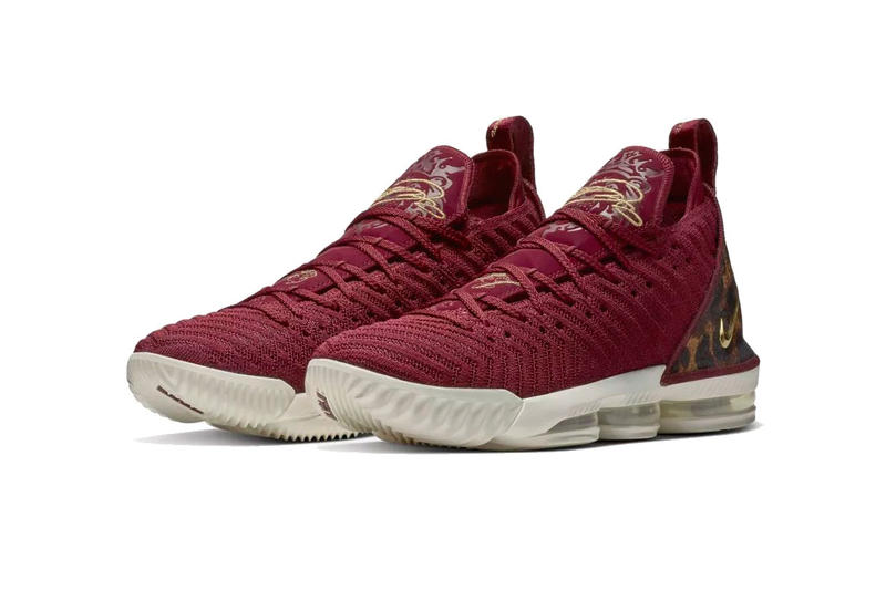 nike lebron 16 king release date 2018 october nike basketball footwear lebron james team red metallic gold
