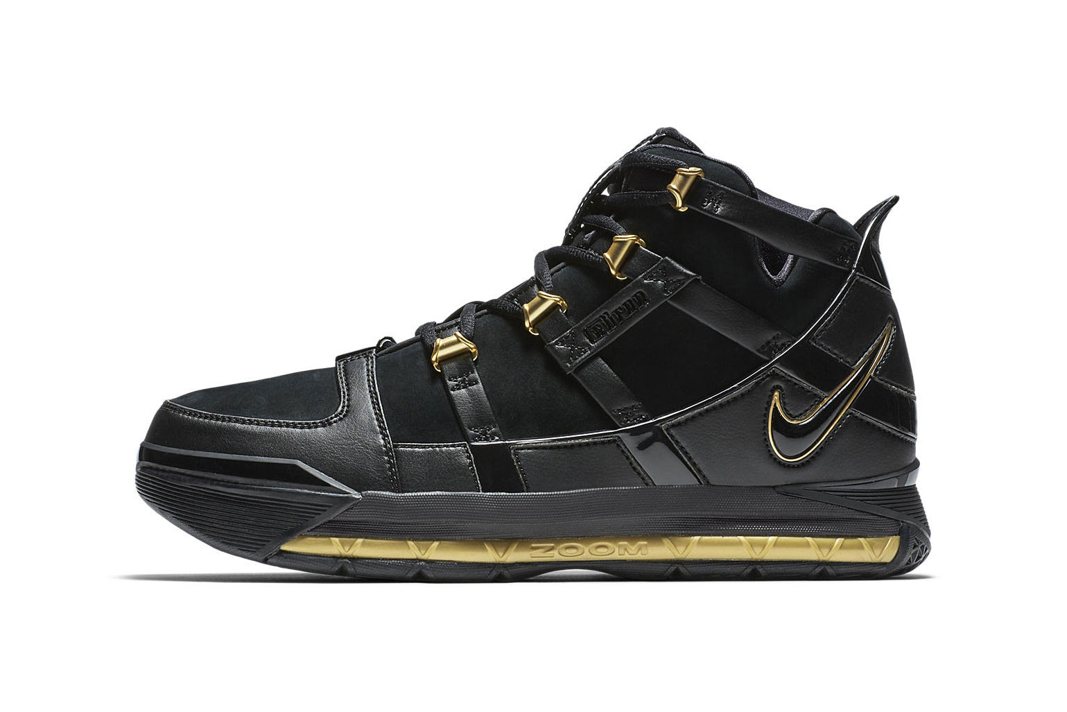 Nike Zoom LeBron 3 Retro \