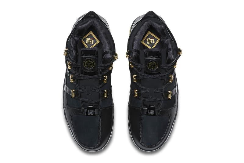 9d7d42996aeb Nike Zoom LeBron 3 Retro