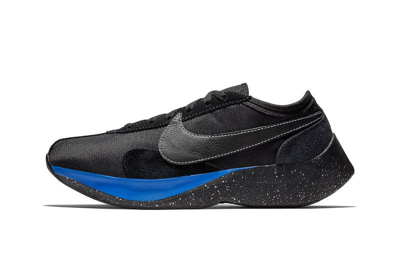 "Nike Moon Racer New Colorways Release Date november 2018 ""Sail/Solar Red"" ""Black/Racer Blue"" price purchase stockists sneaker"