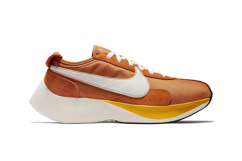 1e632096e40 Nike Moon Racer Appears in a Tanned Colorway