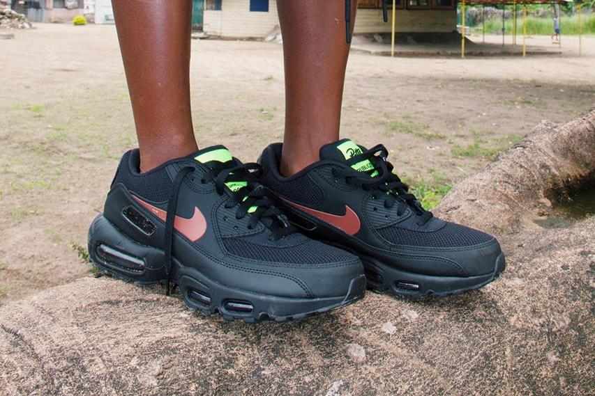 promo code eaf10 ef628 Patta x Nike Air Max 90 x 95 & Apparel Capsule | HYPEBEAST