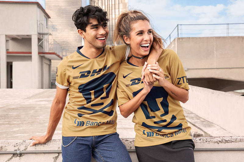 Nike Pumas Day of the Dead Jersey 2018 Release dhl coca cola halloween lookbooks