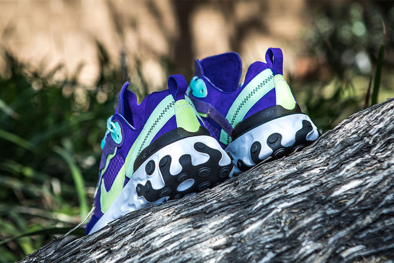 "Nike React Element 87 ""ACG18 Ripsttop"" BespokeIND custom sneaker release date limited edition Nike ACG price"