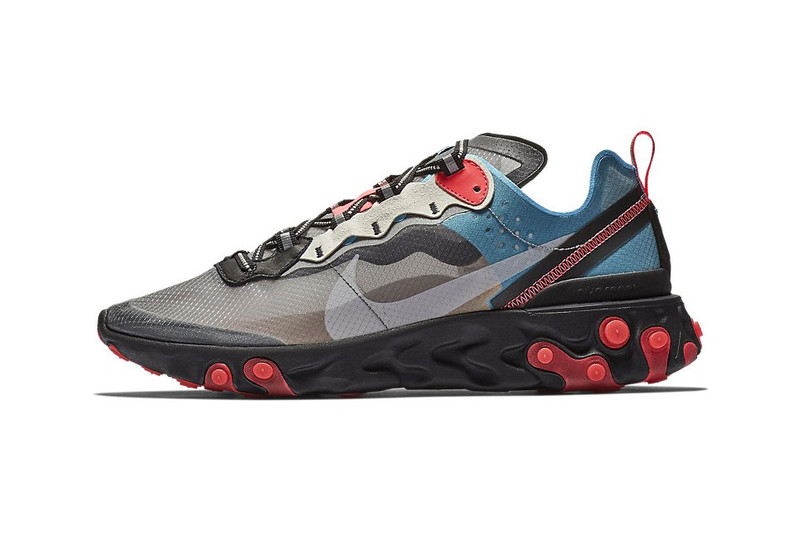 918fddd5bf8a If you missed out on the UNDERCOVER x Nike React Element 87 collaboration