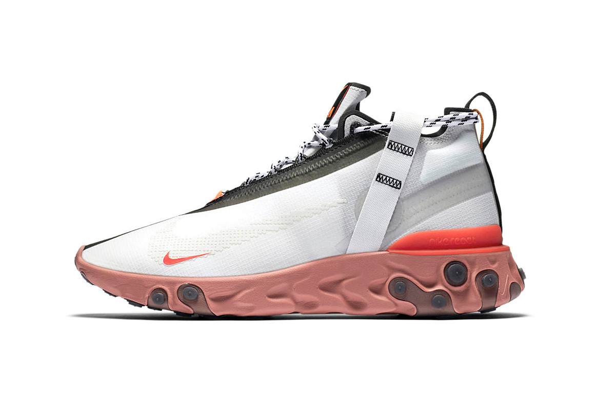 Nike React Runner Mid WR ISPA First