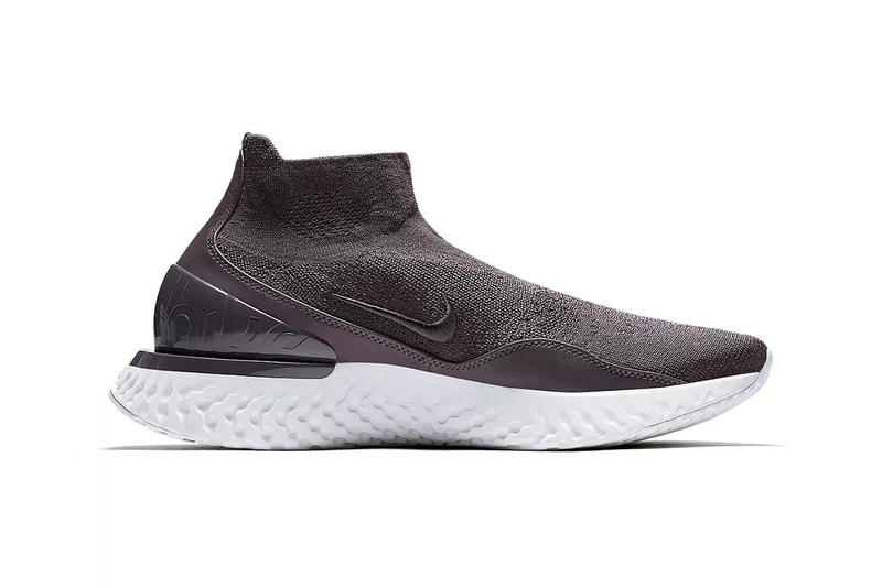 Nike Rise React Flyknit Shoe Details Cop Purchase Buy Shoes Trainers Kicks Sneakers Footwear
