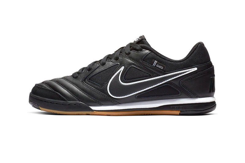 e1edbf36c58a Nike SB Gato General Release Colorways black white gum date price 2018  sneaker skateboarding
