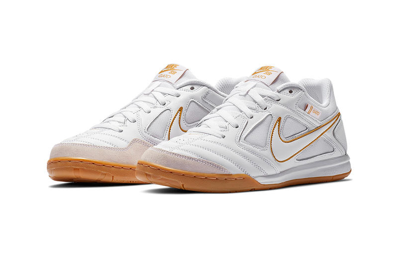 Nike SB Gato General Release Colorways black white gum date price 2018 sneaker skateboarding