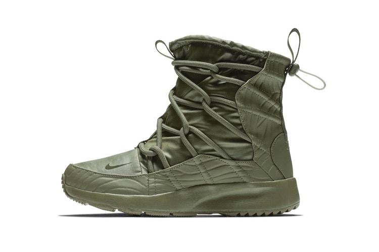 more photos c9e4e a8aa3 Nikes Tanjun High Rise Stocks Up on Three New Colorways