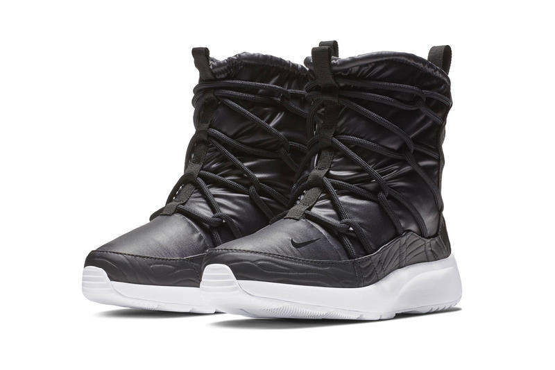 Nike Tanjun High Rise Boot New Colorways Fall 2018 olive maroon black white release date info price sneakers winter