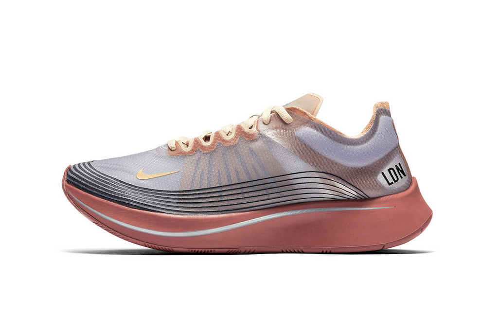 brand new 42eb7 92177 Nike Zoom Fly SP Takes a Quick Trip to London