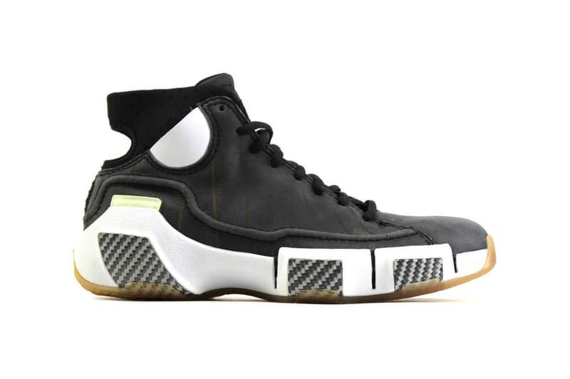 Nike Kobe 1 Prototype First Look Kobe Bryant zoom protro sneaker 2005 vintage unreleased kobe bryant sample