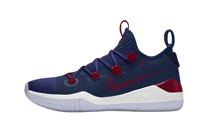 info for d2366 59830 NIKEiD 2018-19 NBA Player Edition Colorways | HYPEBEAST