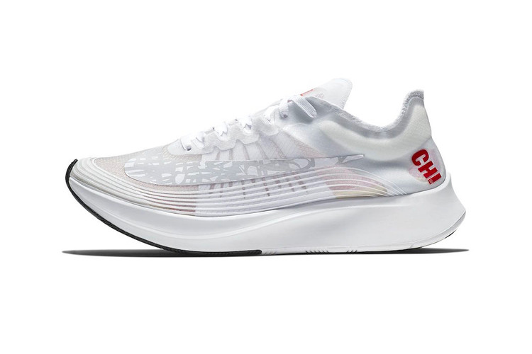 ... VaporFly Elite Flyprint 3D Release · Nike s Zoom Fly SP Nods to the  Chicago Marathon 7087e94a3
