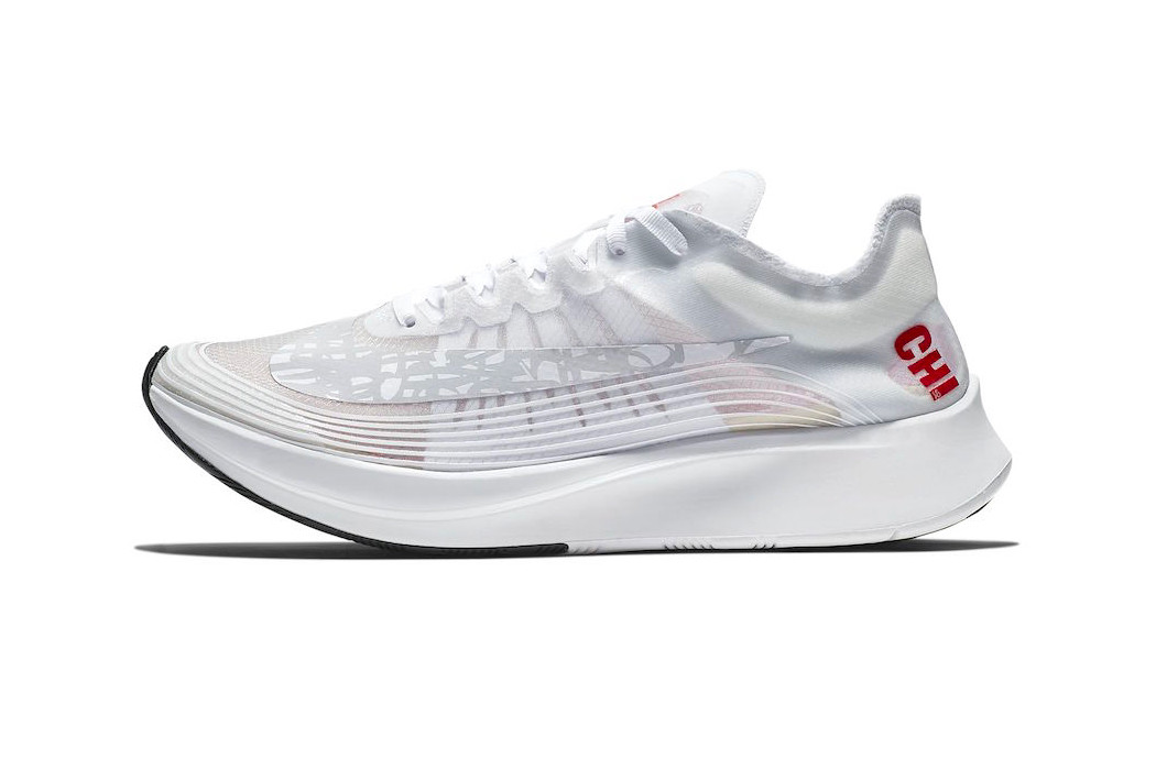 nike zoom fly sp red