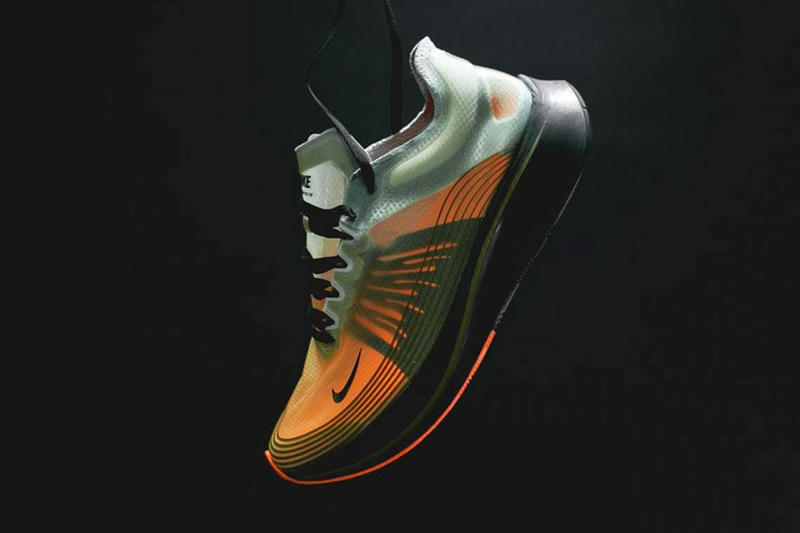 Nike Zoom Fly SP Flight Jacket Release Date Info Medium Olive Black Orange
