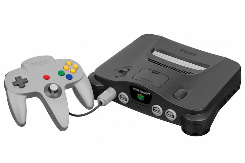 Nintendo 64 Classic Rumored Images Surface N44 Mini Editon