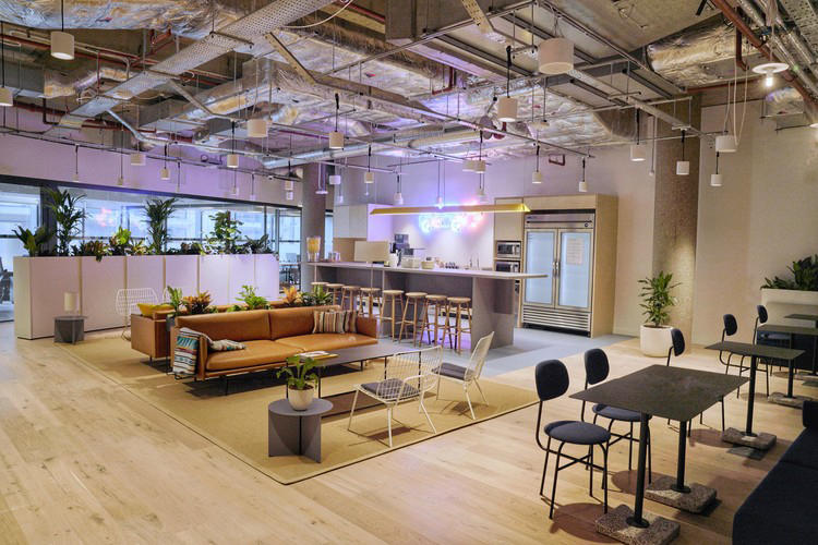 London's No 1 Poultry WeWork Space