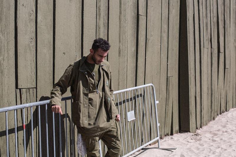 nonnative Uniforms Exclusive Ramen IPPUDO restaurant santa monica california t-shirt jacket pullover cargo pants
