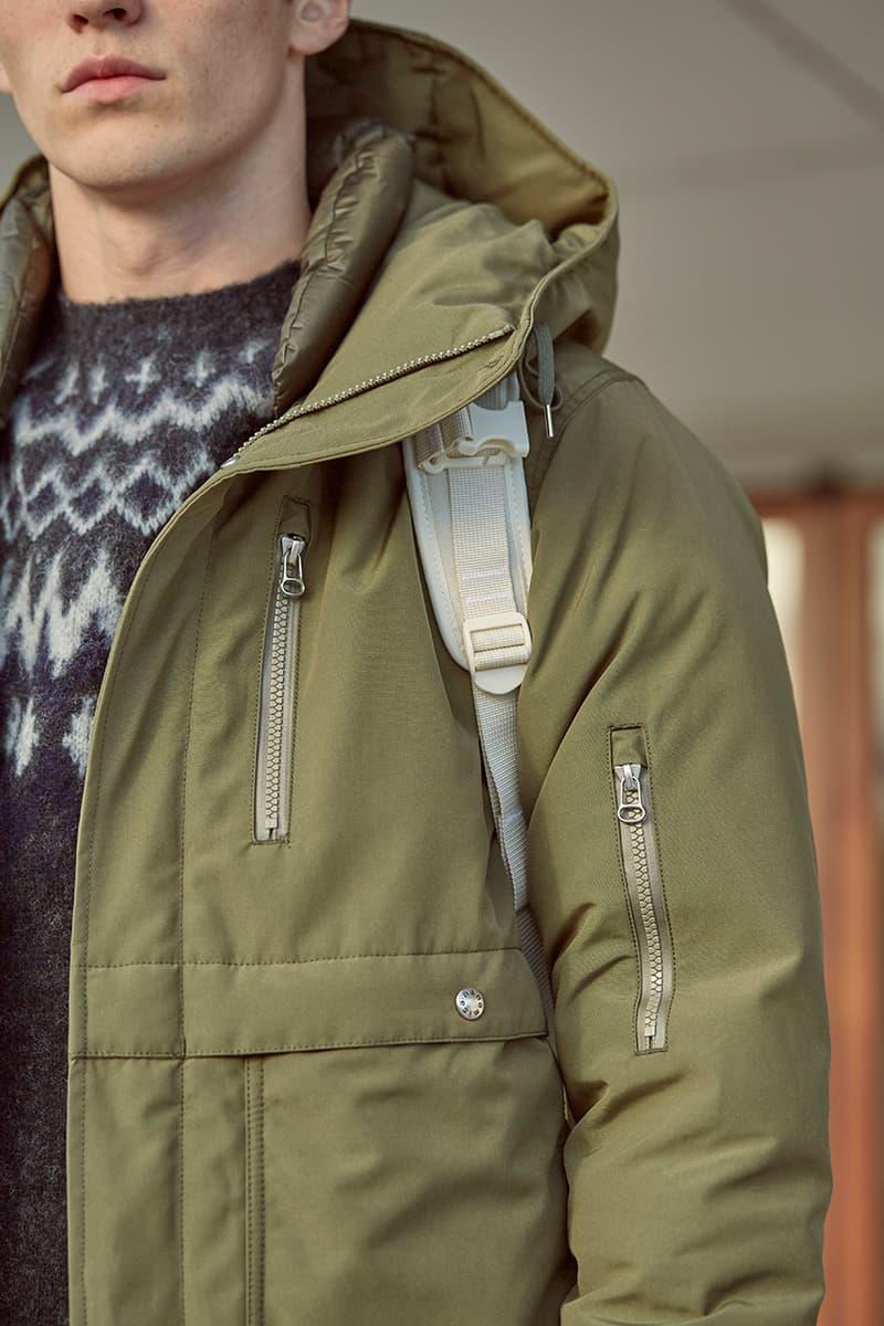 Norse Store Fall/Winter 2018 Lookbook Editorial Fashion Clothing nanamica Needles visvim Marni APC Gimme 5 Venezia Barena Comme des Garçons SHIRT