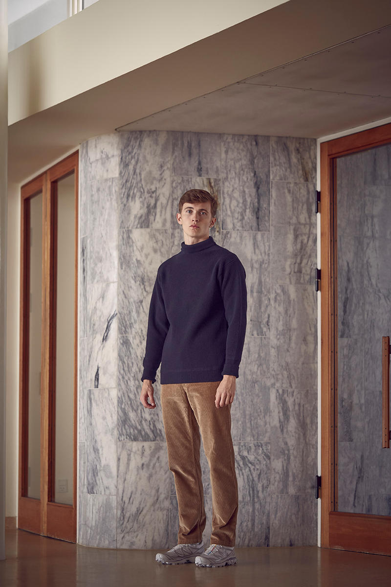 Norse Store Fall/Winter 2018 Lookbook Editorial Fashion Clothing nanamica Needles visvim Marni APC Gimme 5 Venezia Barena Comme des Garçons SHIRT
