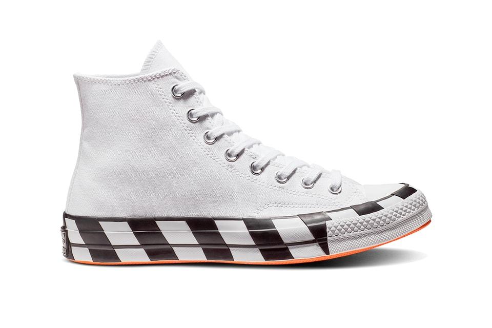 ed6519ee29992e Off-White™ x Converse Chuck 70