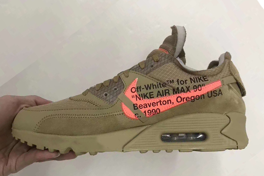 look out for large discount autumn shoes Off-White™ x Nike Air Max 90
