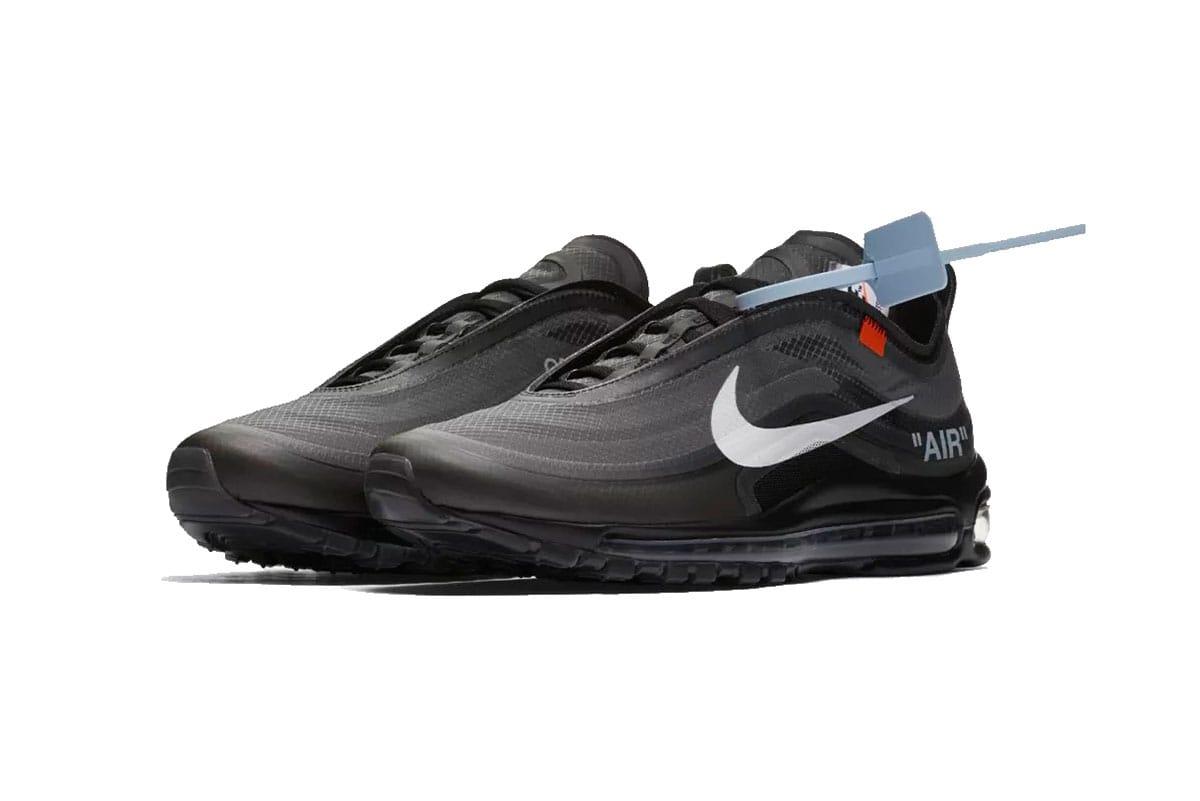 Off-White™ x Nike Air Max 97 Black