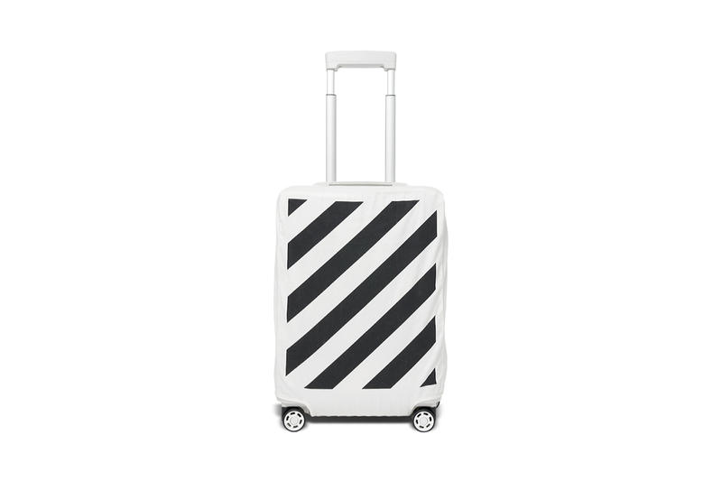 Off-White™ x RIMOWA Black/White HYPEFEST Release