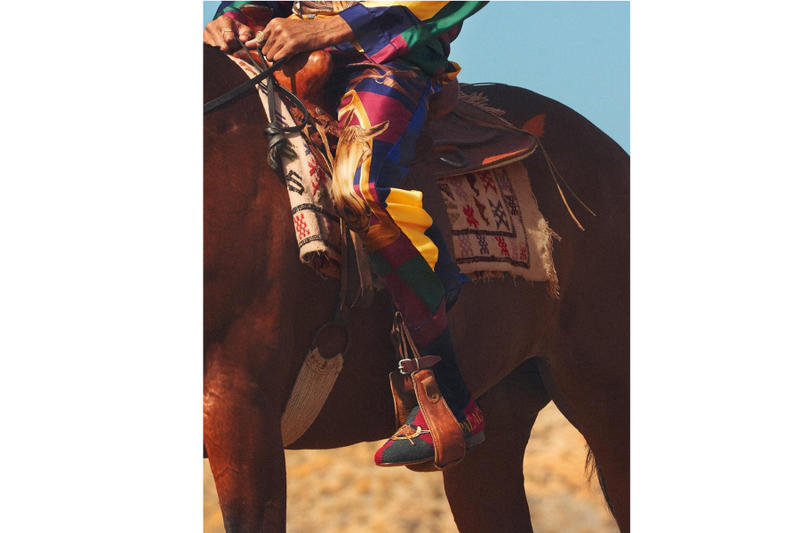 Palace Polo Ralph Lauren Up Close Shot skateboards horses campaigns