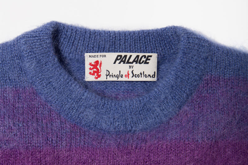Palace Shibuya Tokyo Store Exclusive Launch Items Hoodies Tees Knitwear leather baggage tag card holder passport case Release Information