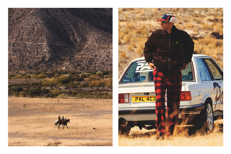 Palace Skateboards x Polo Ralph Lauren Video Lookbook Stream Release Details Date Pricing Cop Purchase Buy Fashion Clothing Skateboard Skateboarding Skating David Sims