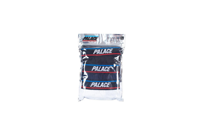 Palace Winter 2018 Collection Every Piece Release Details Coat Jacket Hoodie Sweatshirt Shirt T-shirt Tee Long-sleeve trouser pants denim jeans stickers accessories cap bag beanie stein skateboard