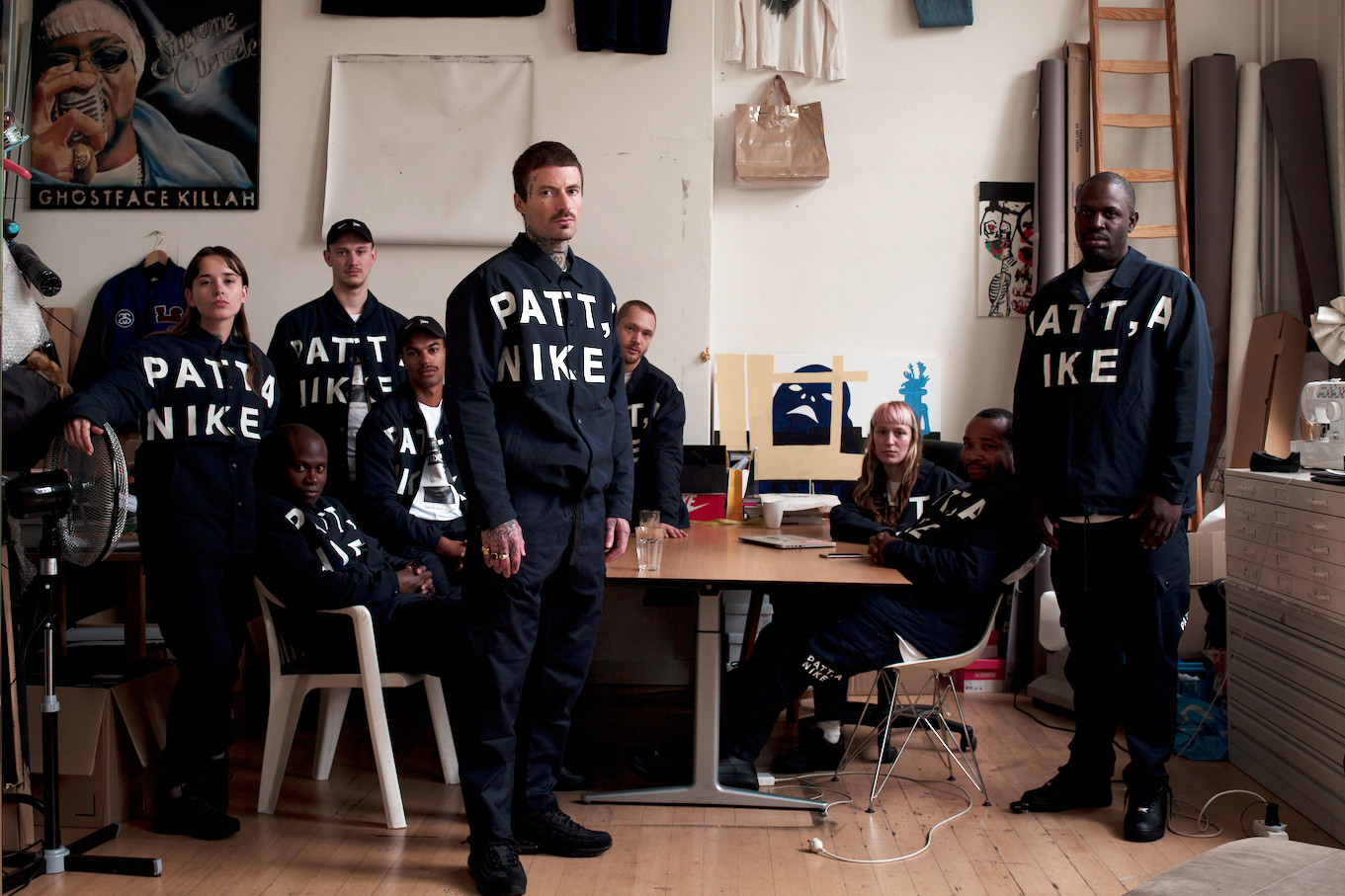 Nike x Patta Collaboration Collection Interview  47461a8aa